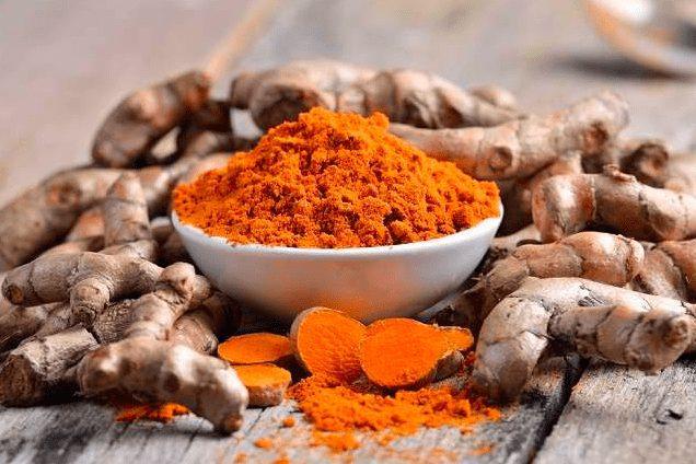 Kunyit menjadi salah satu bahan obat herbal yang dapat diberikan kepada Bebek | image 3