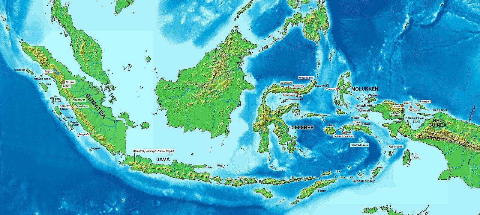 Map Indonesia HOBI TERNAK ternak ayam kampung super word1