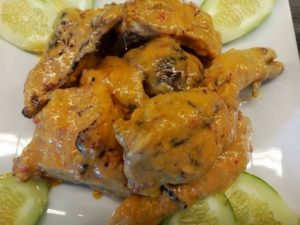 Ayam Cemani HOBI TERNAK Ayam Cemani Meat word3