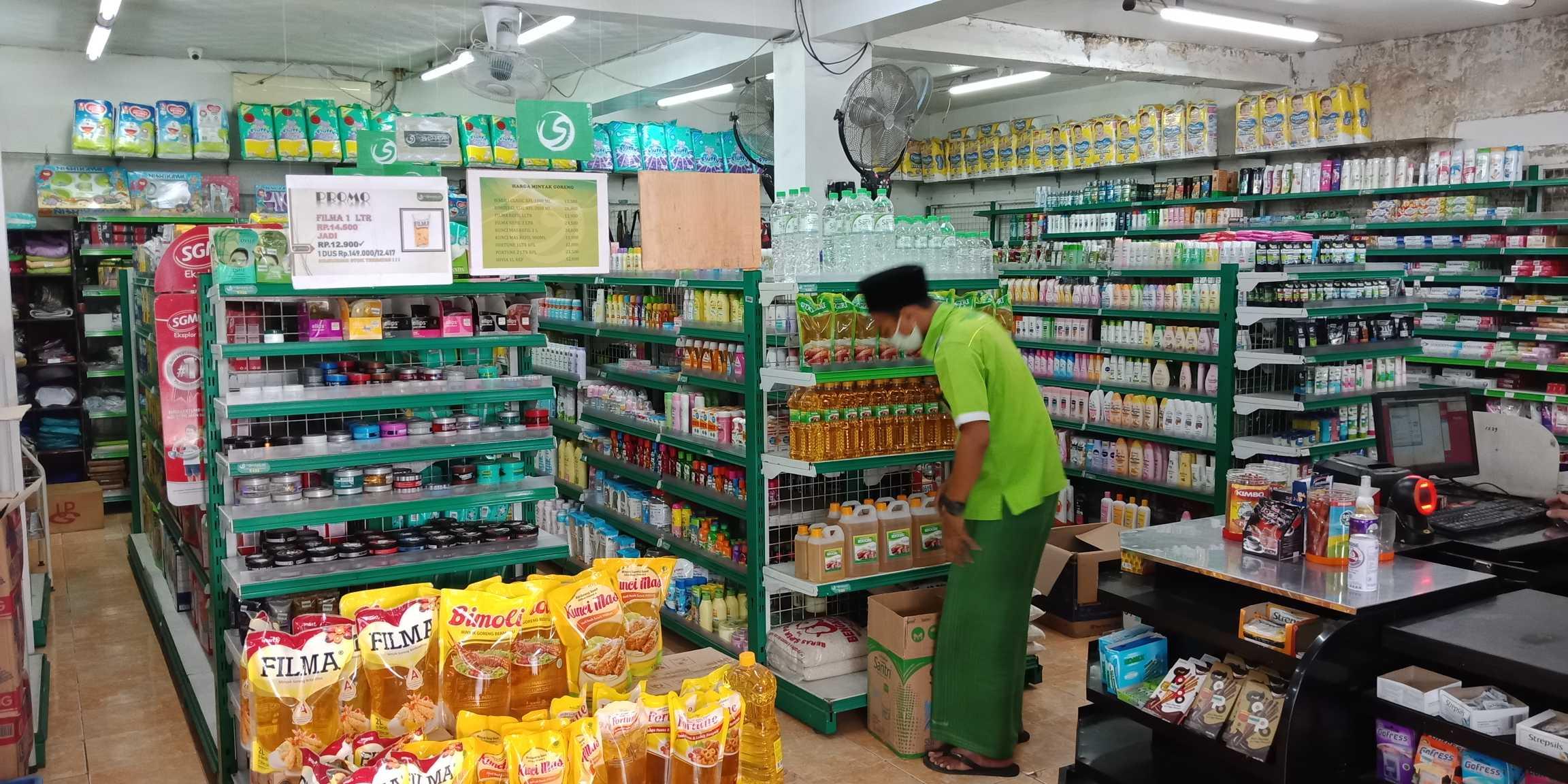 Jaringan toko, supermarket atau minimarket menjadi salah satu solusi penjualan daging segar ayam kampung super. | Image 3