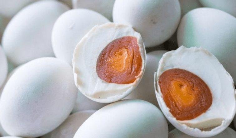 Telur Bebek Hibrida ternya mengandung berbagai manfaat yang baik bagi kesehatan tubuh