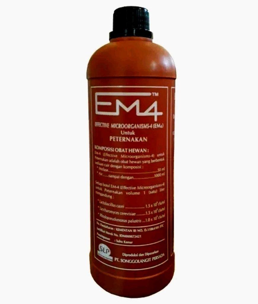 Menggunakan EM4 bisa untuk mengurangi bau amonia yang ditimbulkan dari kotoran ayam | Image 3