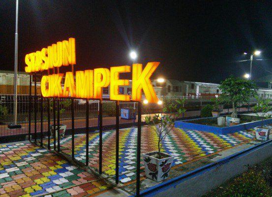 Stasiun Cikampek