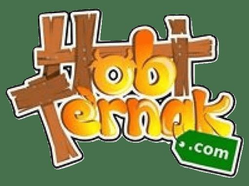 Logo Hobiternak.com Transparan HOBI TERNAK word2