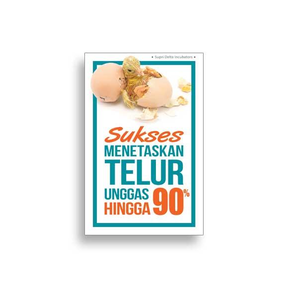 Sukses Menetaskan Telur Unggas Hingga 90 HOBI TERNAK mesin penetas telur word1