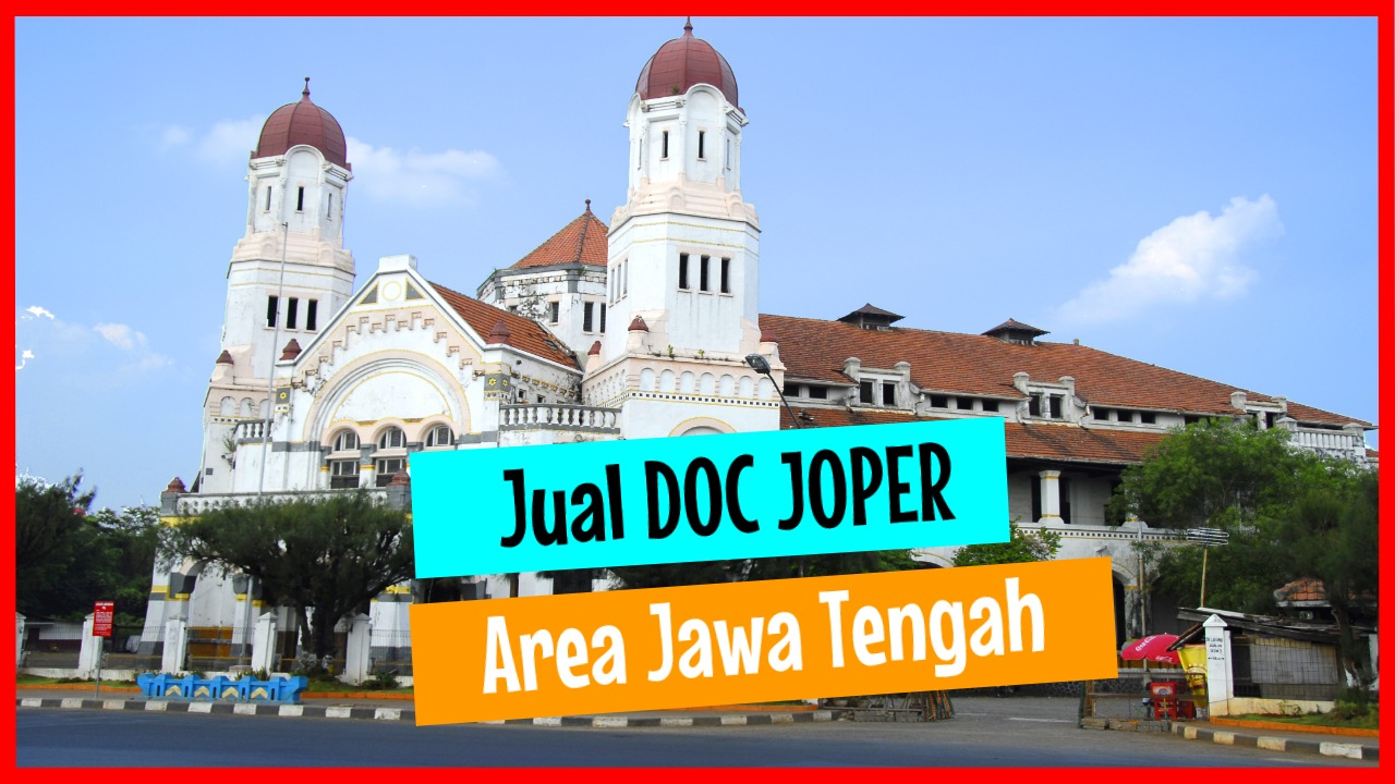 DOC Joper Jawa Tengah