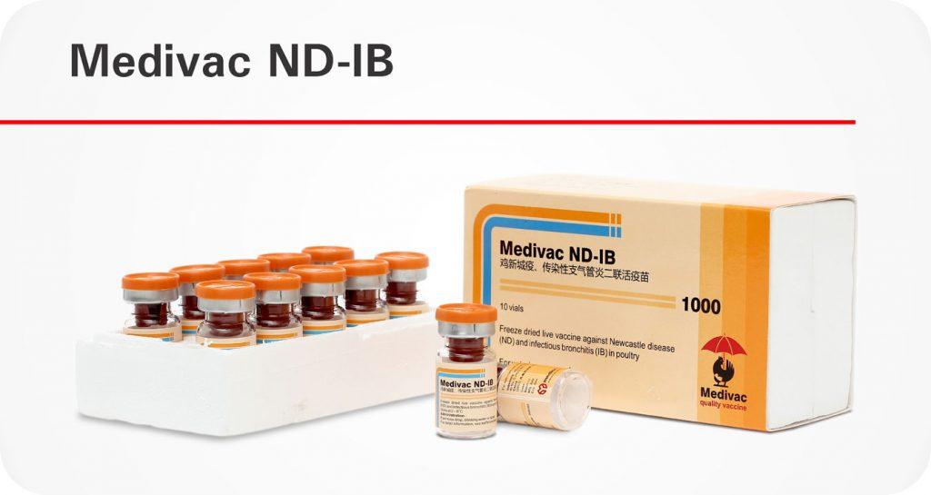 Contoh vaksin merk Medivac ND-IB | Image 6