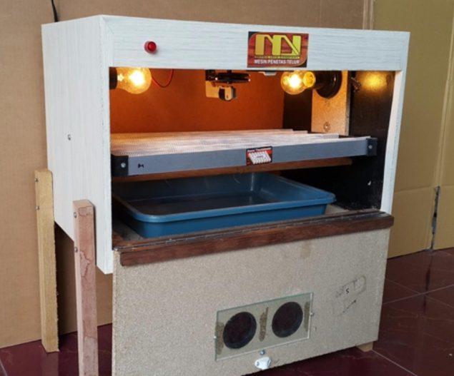 Berikut salah satu contoh mesin penetas yang sering digunakan | Image 2