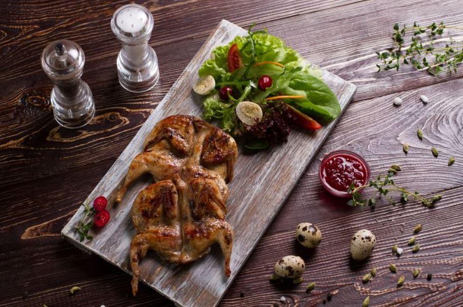 Berbagai macam olahan daging puyuh menjadi salah satu kuliner kesukaan masayarakat di Indonesia | image 4