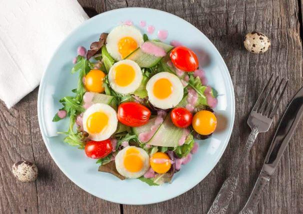 Telur Burung Puyuh memiliki manfaat yang baik untuk kesehatan manusia | image 1